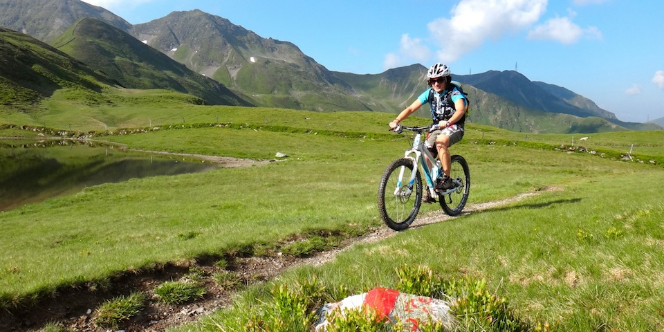 Zell am See Kaprun is a paradise for Mountainbiker! We are happy to assist you with our local knowledge...